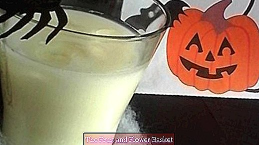 Cocktail d'Halloween - Fantôme
