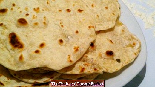 Chapati - original Indian flatbread