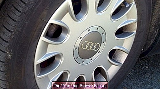 Remove brake dust on aluminum rims and protect from it
