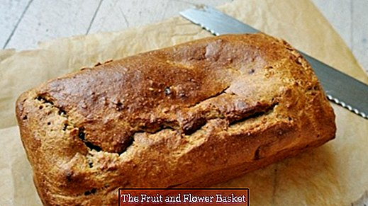 Banana cake fast and delicious