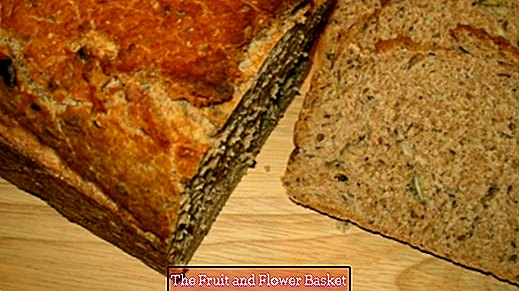 Fast spelled wholemeal bread