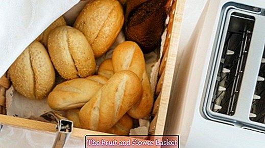 Nii et teil on alati värsket leiba