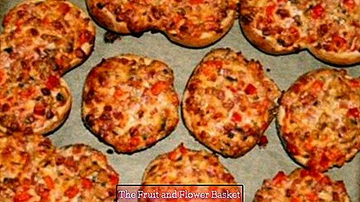 пица пецива