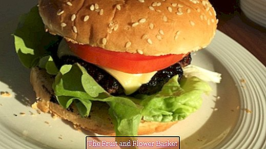 Cheeseburger americano originale