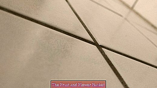 Clean large tile wall surfaces