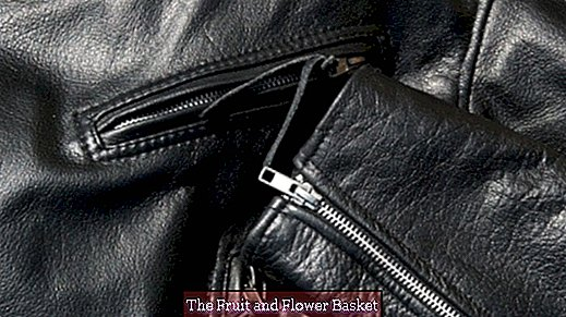 Remove bad smell of leather and tannin
