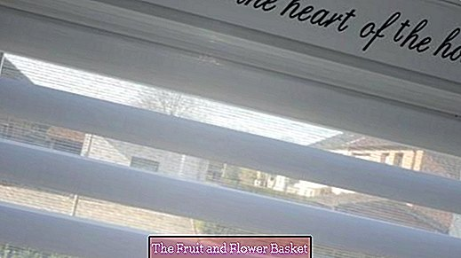 Shorten dirty double roller blind (Duorollo)