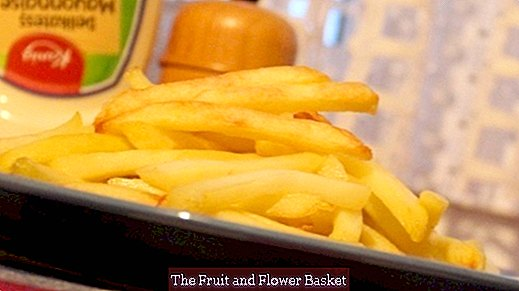 Mommy's best french fries