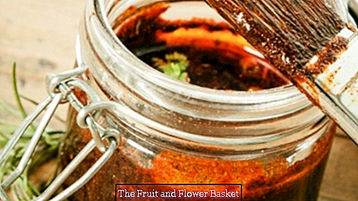 Delicious grill marinade for steaks
