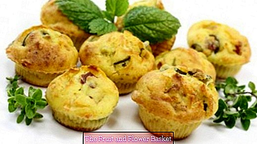 Spicy muffins basic recipe and variations