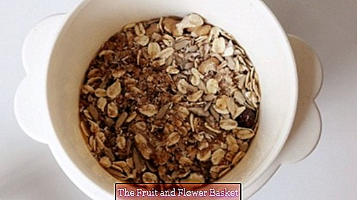 Muesli: fast, healthy and delicious