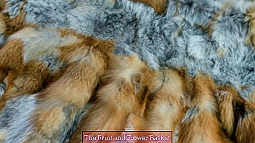 Real fur distinguish from faux fur