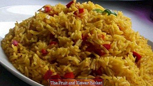 Keetke riisi - aga nüüd kohe