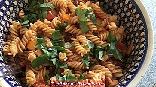 The tastiest pasta salad in the world