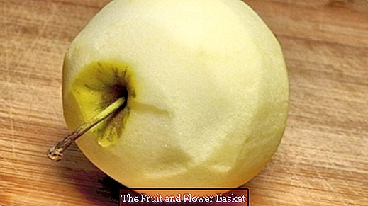 Peeled apples do not oxidize