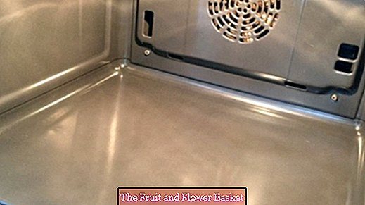Oven like new with Denkmit oven and grill cleaner