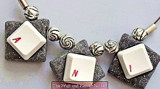 Tinker statement chain with keyboard letters
