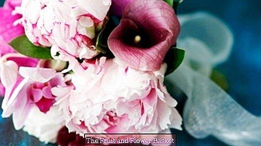 הובלת פרחים ברכב
