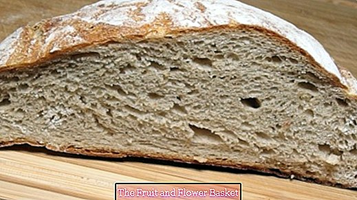 Bake bread yourself - fast and cheap