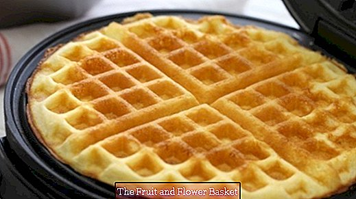 My insider tip for loose and tasty waffles