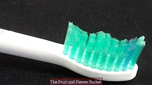 Clean toothbrush attachments