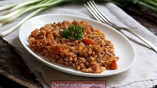 Buckwheat groats - easy and cheap