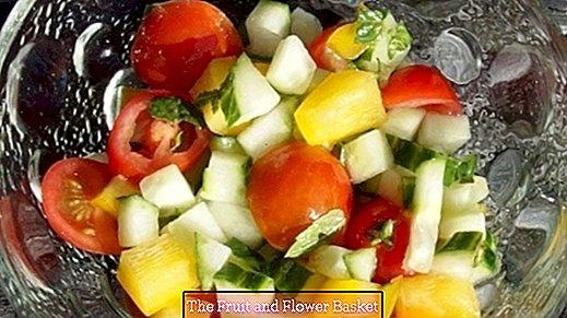 Salad sederhana