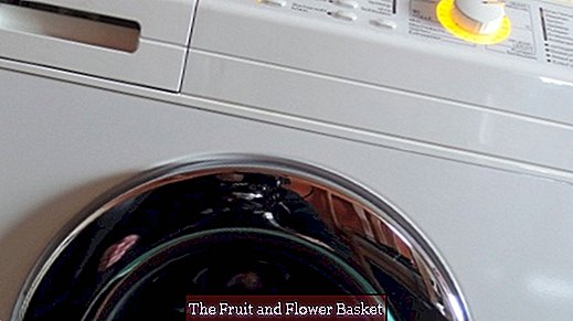 Washing with the washing machine: basic