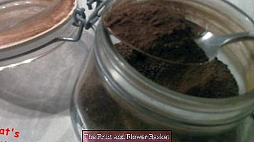 Delicious mushroom powder for the